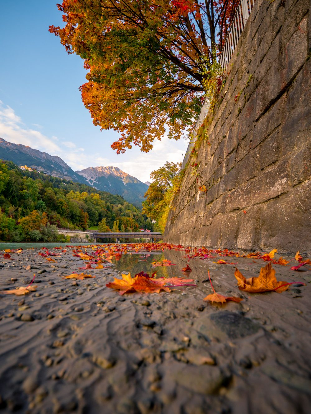 Autumn in Innsbruck