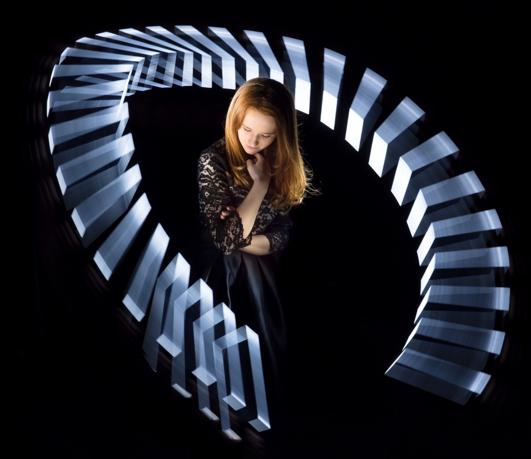 Lightpainting-session with Lena Rodlsberger (8/8)